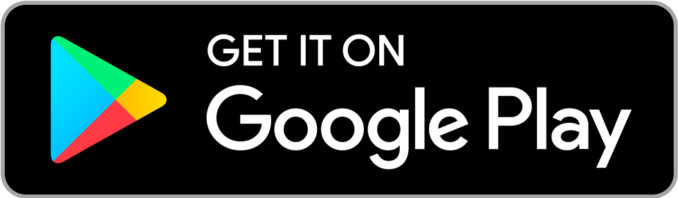 Google Play store download banner